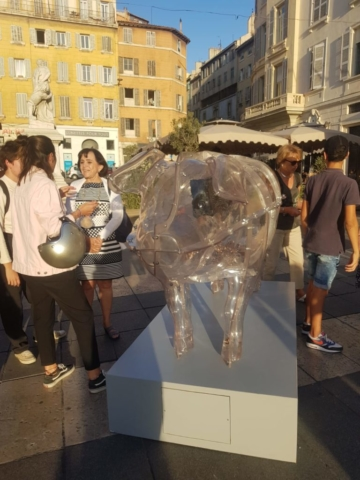 #ThePig, @ Travellings Festival, Marseille, France, Kaleider Production